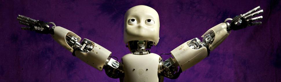 Icub, il cucciolo robot