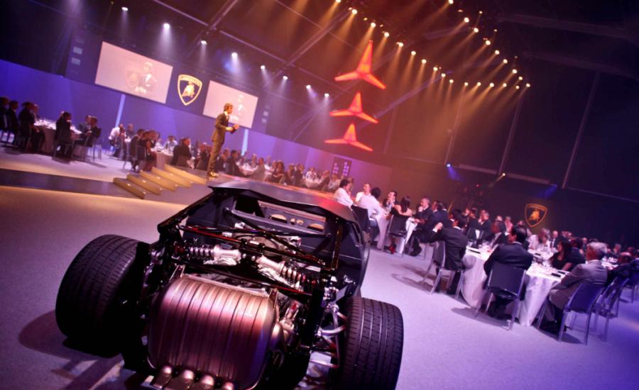 Lamborghini Experience 2012. Vertice della velocita' – Day 2