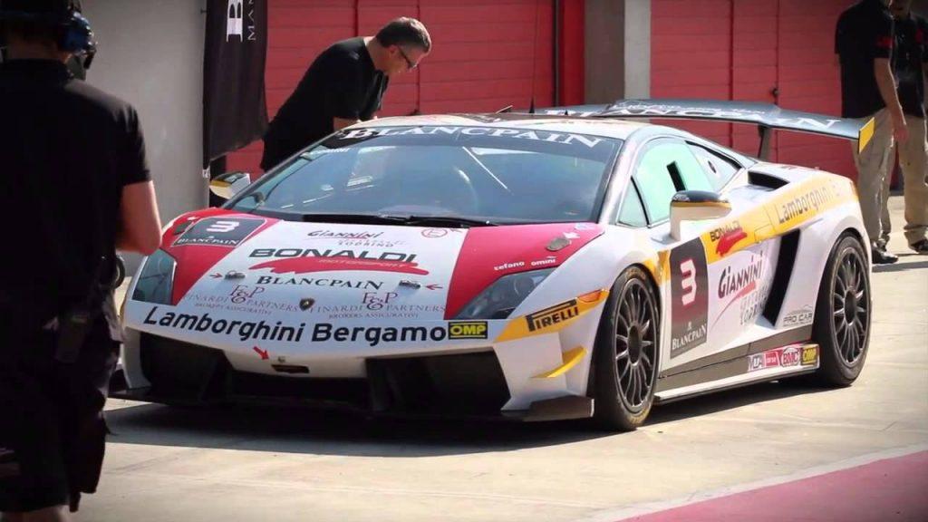 Lamborghini Experience 2012. Vertice della velocita' – Day 1
