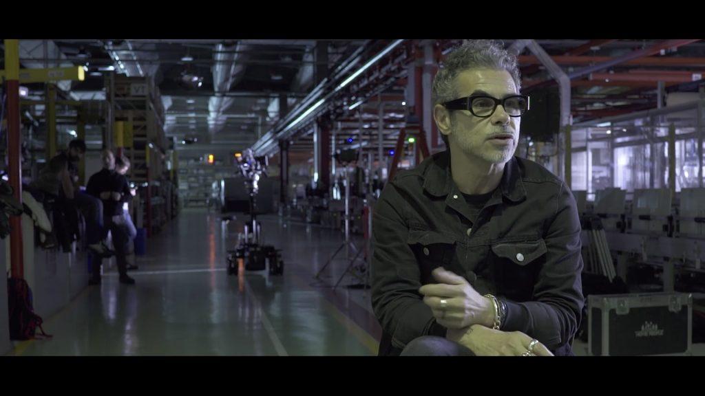 Repower – Una vita di trainer – Backstage